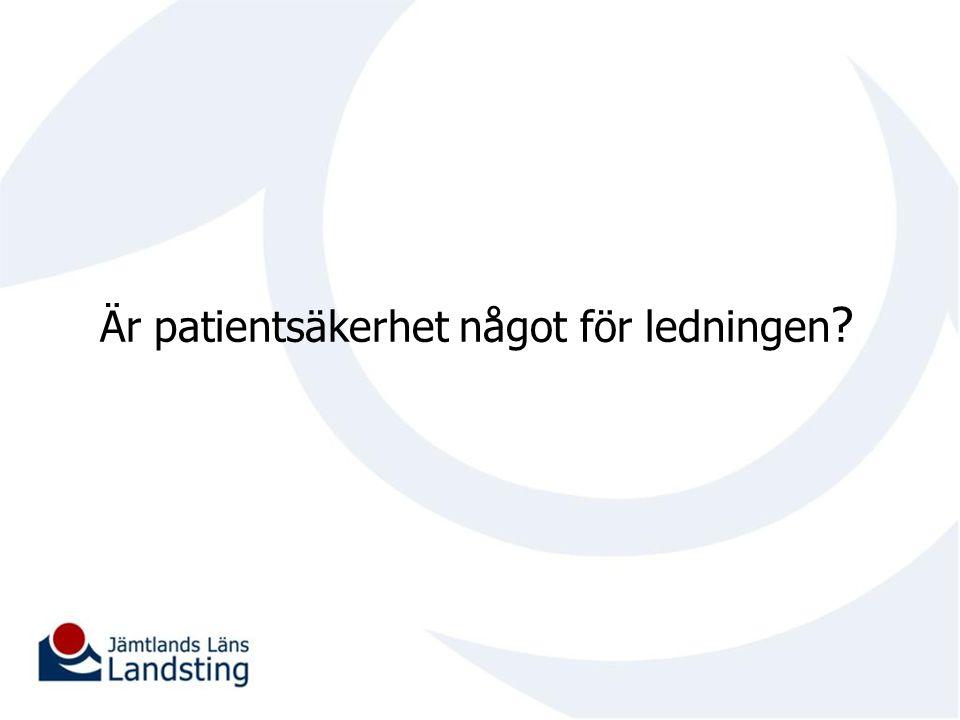 SKL:s grundläggande krav prestationsersättning Att det ska upprättas en patientsäkerhetsberättelse Att det ska finnas en lokal stramagrupp i landstinget (behövs budget, intresse finns från vårdhygieniker) Att landstinget deltar i den nationella patientenkäten för pv 2011 Att landstinget tar väsentliga steg i införandet av NPÖ (SITHS-kort, BIF, HSA)