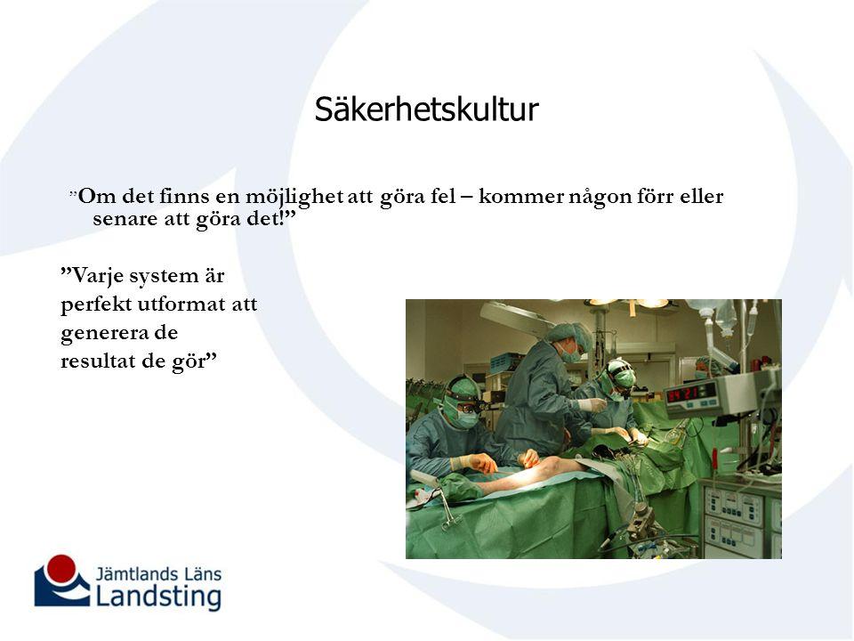 Länkar ni kan ha nytta av Patientsäkerhetslagen SFS 2010:659 SKL: Fem områden för ökad patientmedverkan i patientsäkerhetsarbete SKL: Fem områden för ökad patientmedverkan i patientsäkerhetsarbete Rutin för avvikelser och anmälningsärenden JLL Rutin för avvikelser och anmälningsärenden JLL Patientsäkerhetsförordningen