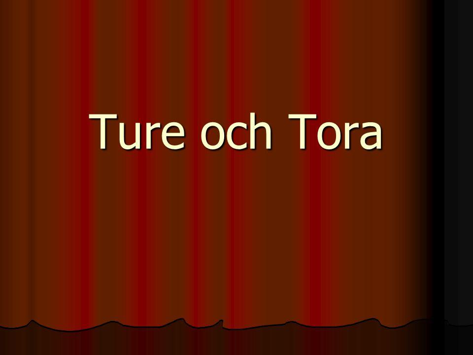 Ture och Tora