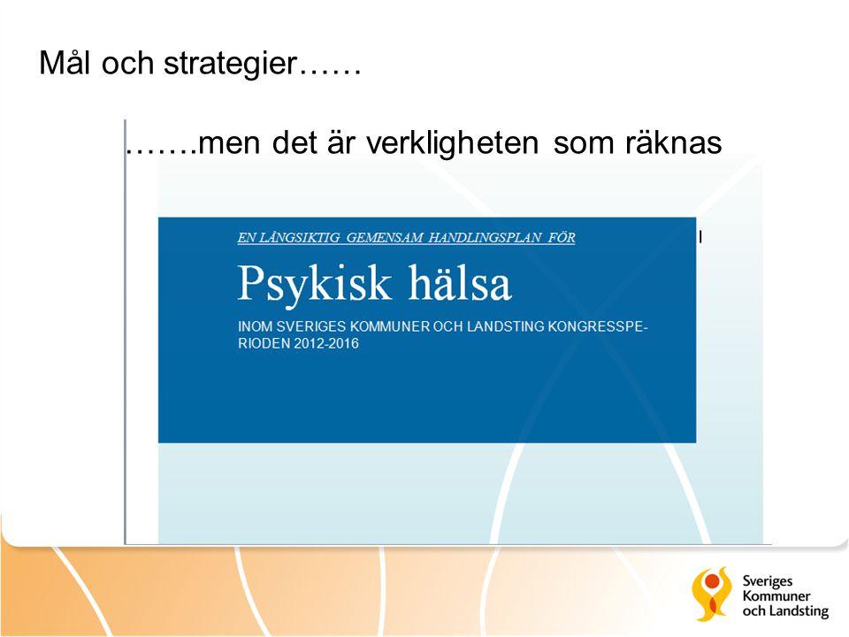 Barn och ungdomar Förstärkt vårdgaranti och 214 miljoner kronor år 2012 för att korta köerna inom barn- och ungdomspsykiatrin Utveckling av mätningar- SKL