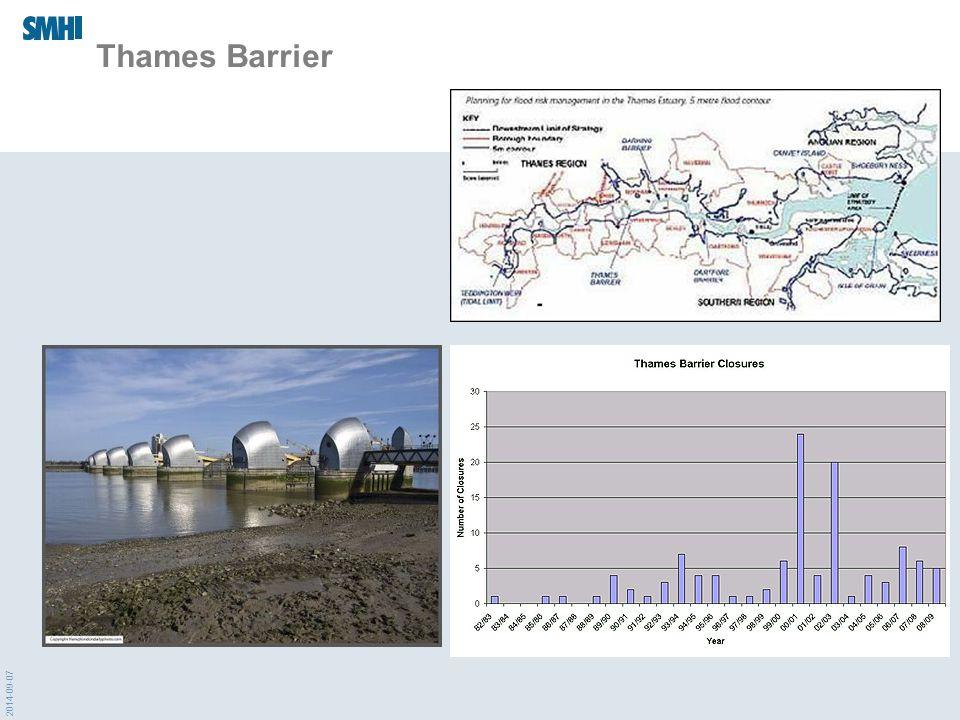 2014-09-07 Thames Barrier