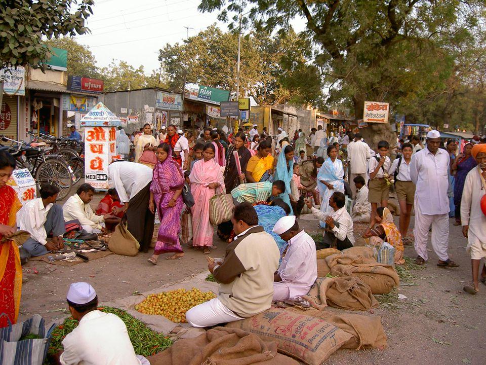 befolkningen i indien