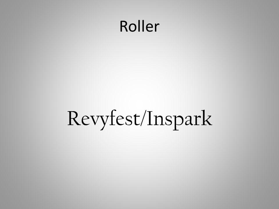 Roller Revyfest/Inspark