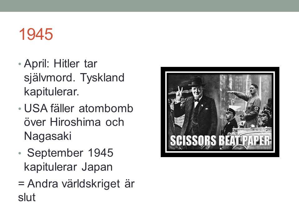 Sverige under Andra världskriget Järnmalm och trä till Tyskland.