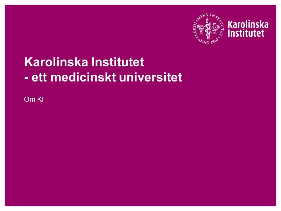 7 september 2014Namn Efternamn2 Uppdrag  Karolinska Institutets uppdrag är att genom forskning och utbildning bidra till att förbättra människors hälsa.