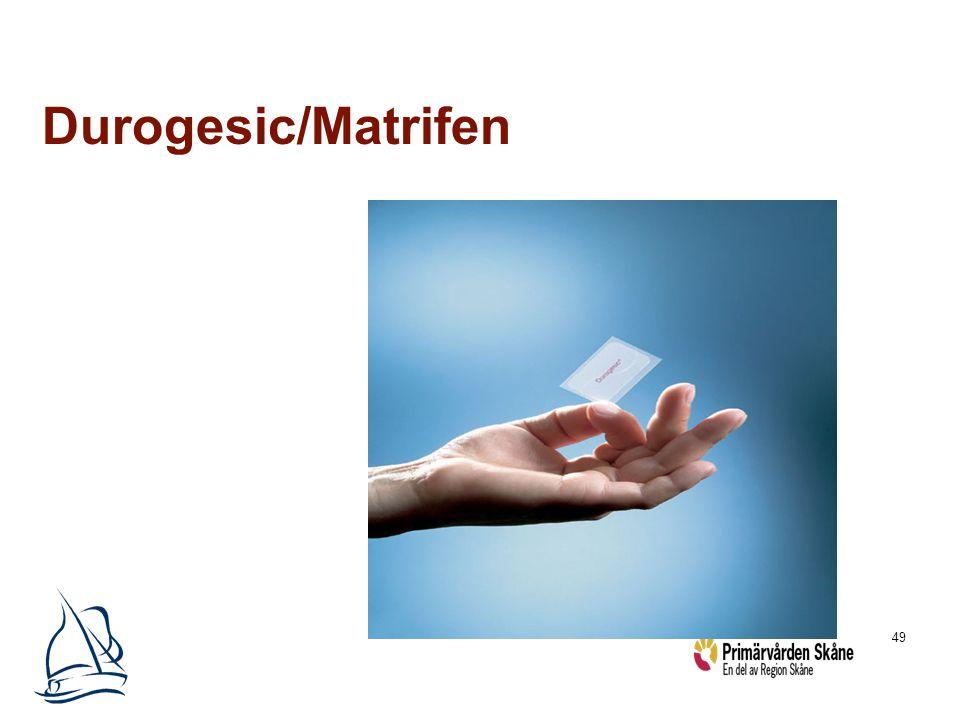 49 Durogesic/Matrifen