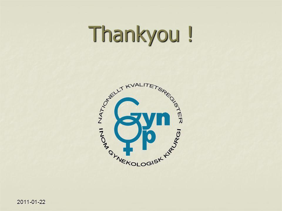 2011-01-22 Thankyou !