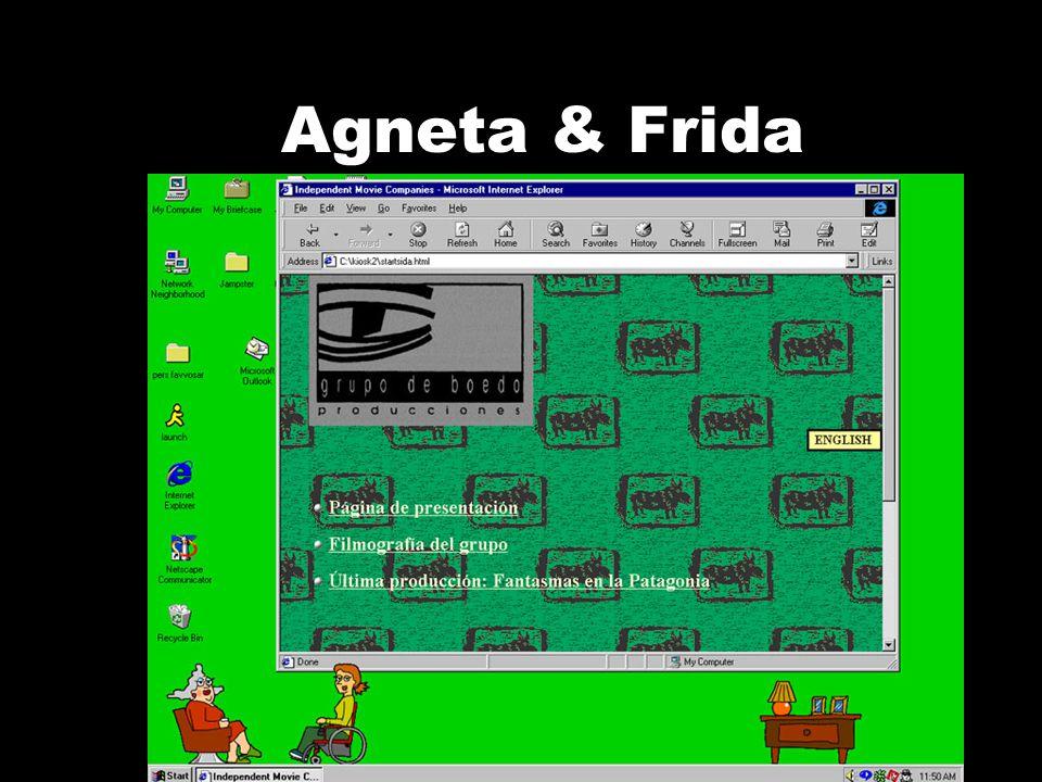 Agneta & Frida