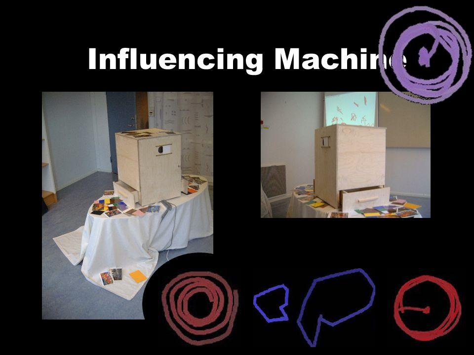 Influencing Machine