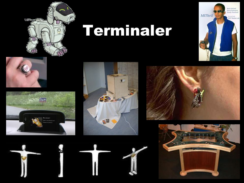 Terminaler