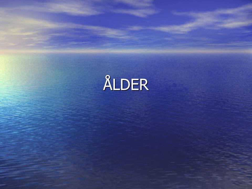 ÅLDER