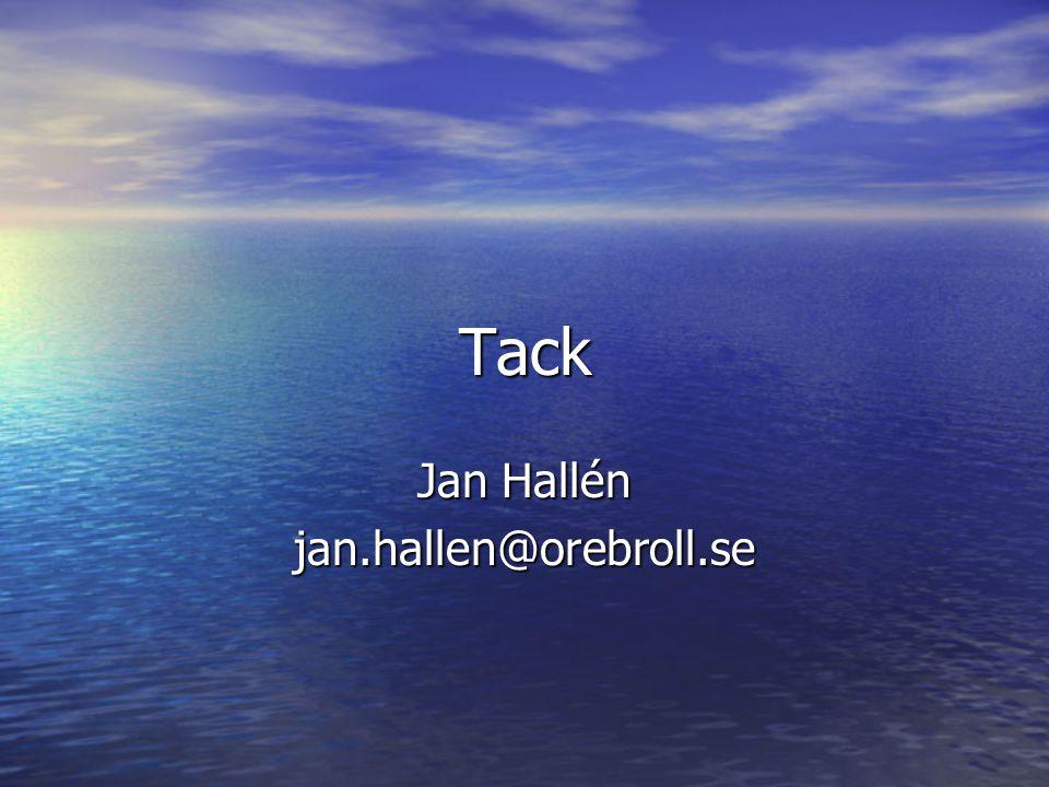 Tack Jan Hallén jan.hallen@orebroll.se