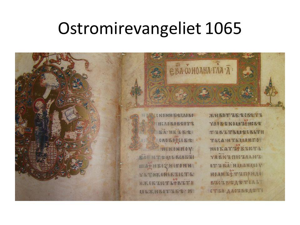 Ostromirevangeliet 1065