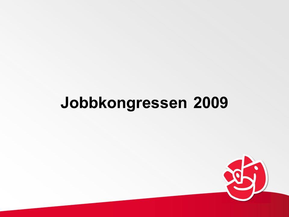 Jobbkongressen 2009