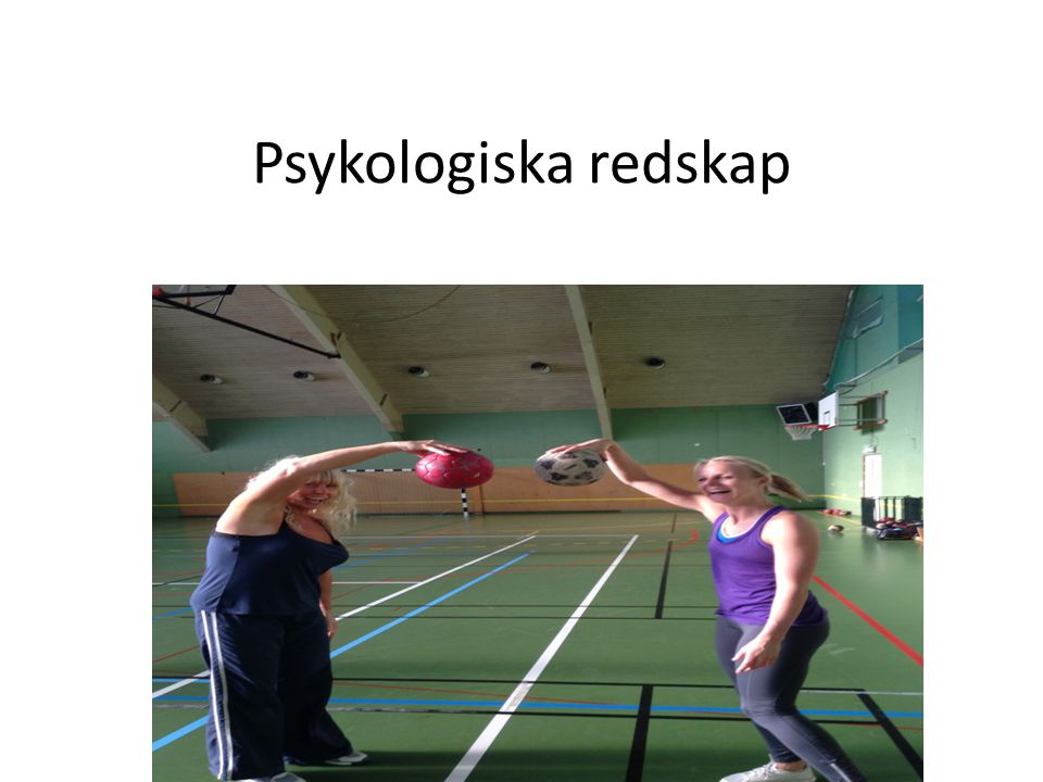 Psykologiska redskap