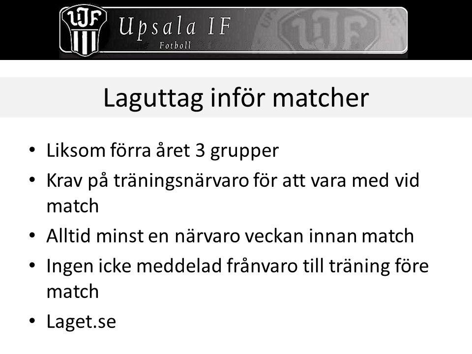 Upplands Fotbollförbunds utbildningsplan för barn och ungdomsfotboll Dokument på 102 sidor.