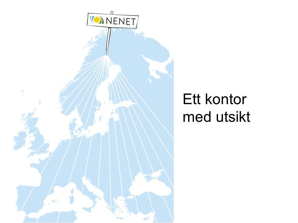 Följ oss på www.nenet.se och Facebookwww.nenet.se
