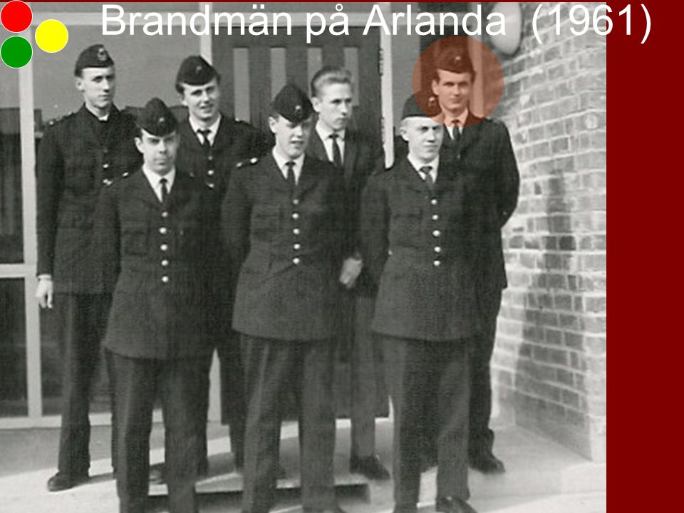 Brandmän på Arlanda (1961)