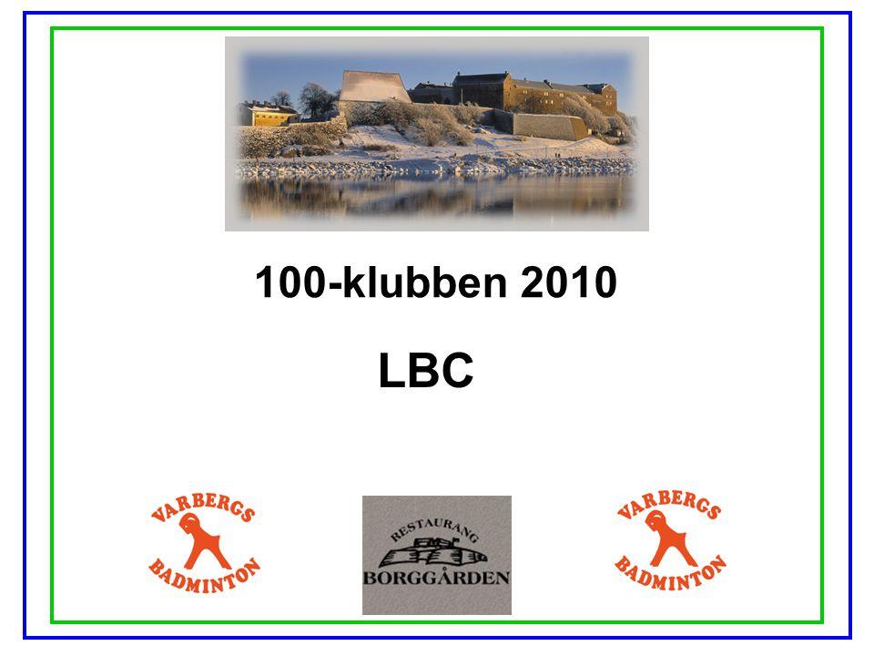 100-klubben 2010 LBC