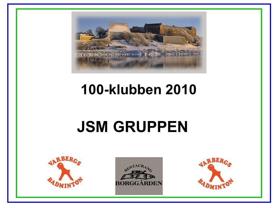 100-klubben 2010 AB VARBERGS LÅSSERVICE