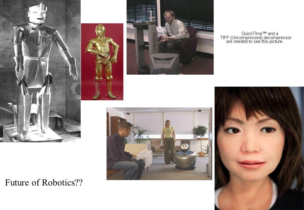 Future of Robotics??