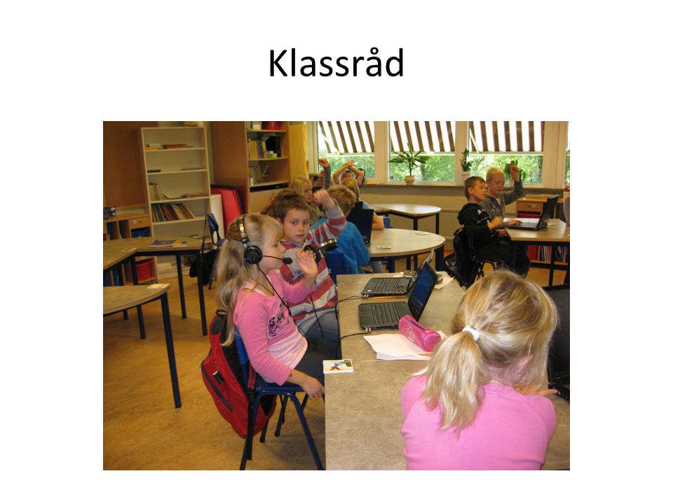 Klassråd