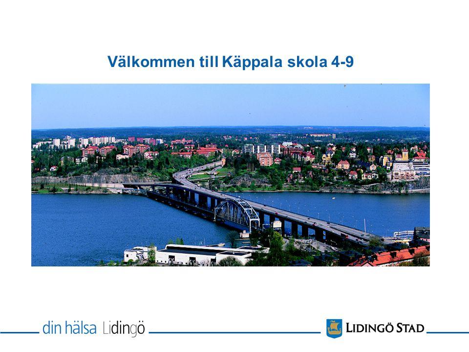 Välkommen till Käppala skola 4-9