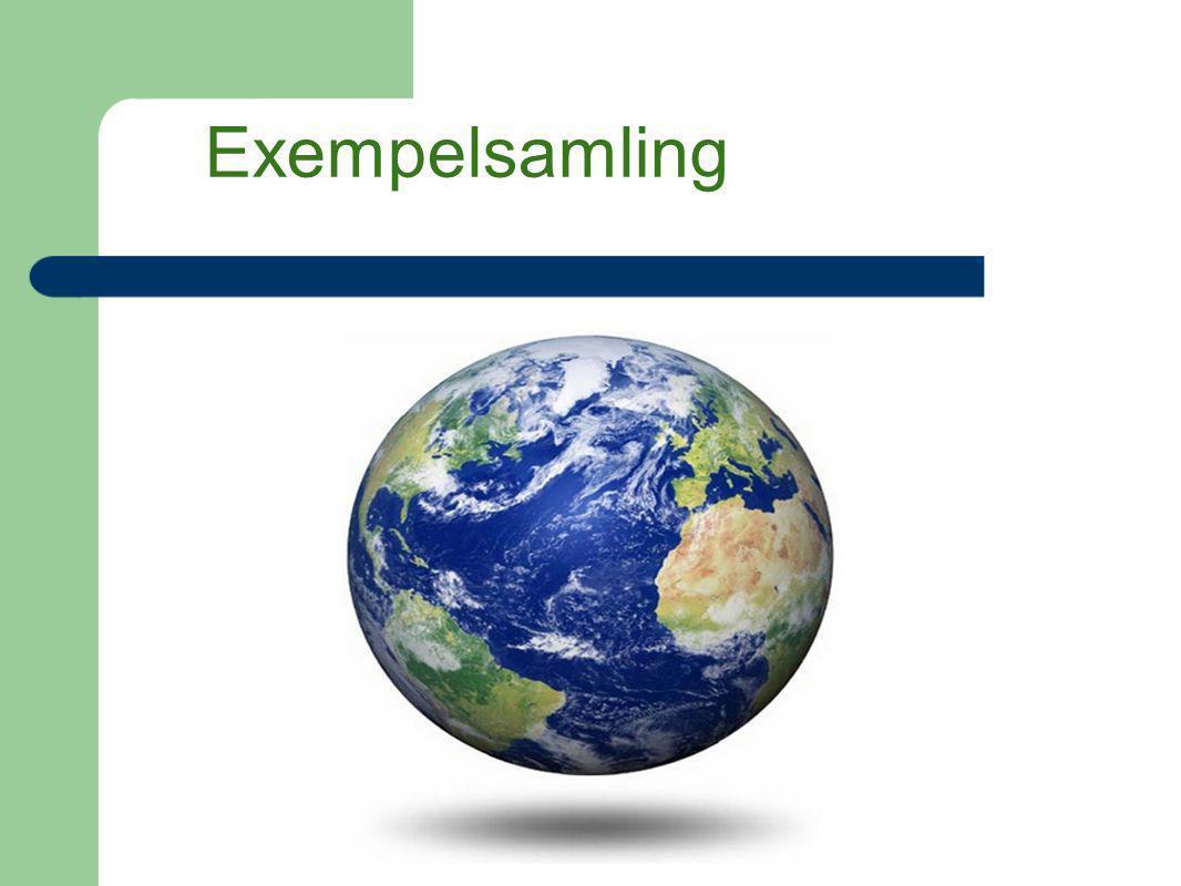 Exempelsamling