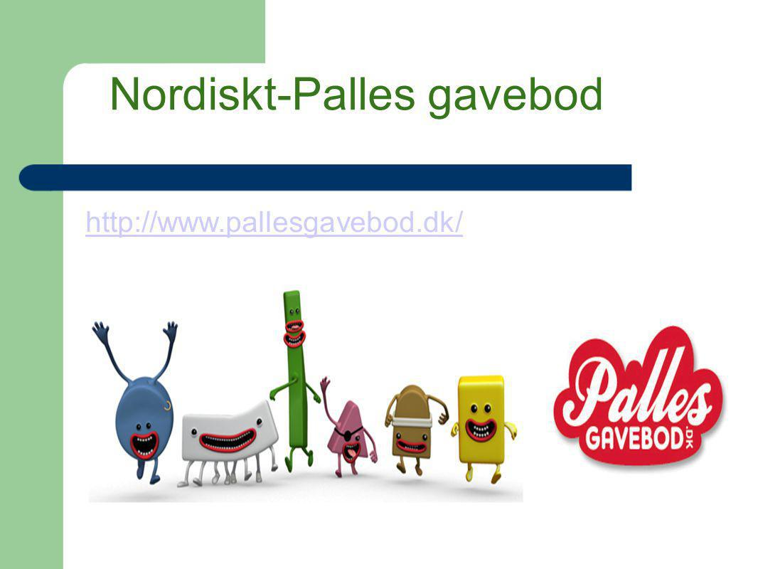 Nordiskt-Palles gavebod http://www.pallesgavebod.dk/