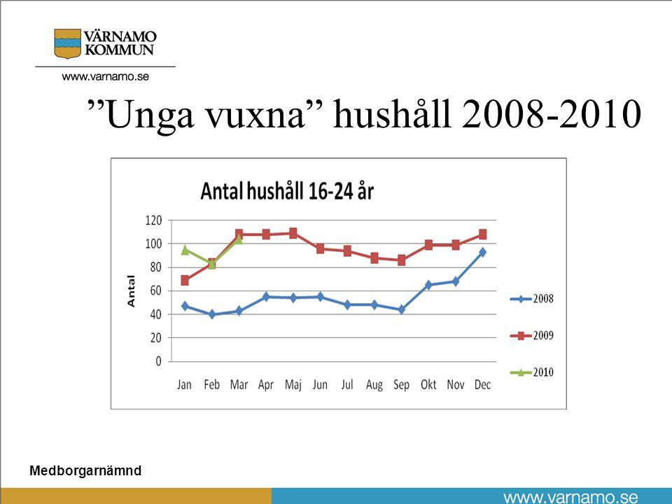 Medborgarnämnd Unga vuxna hushåll 2008-2010
