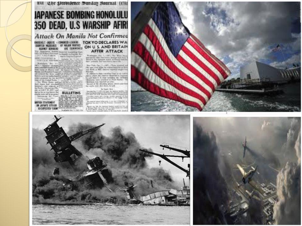 Pearl Harbor Den plats på Uhao som är mest känd världen över Amerikanska flottbasen som japanerna anföll - Den 7 November 1941 Andra världskriget