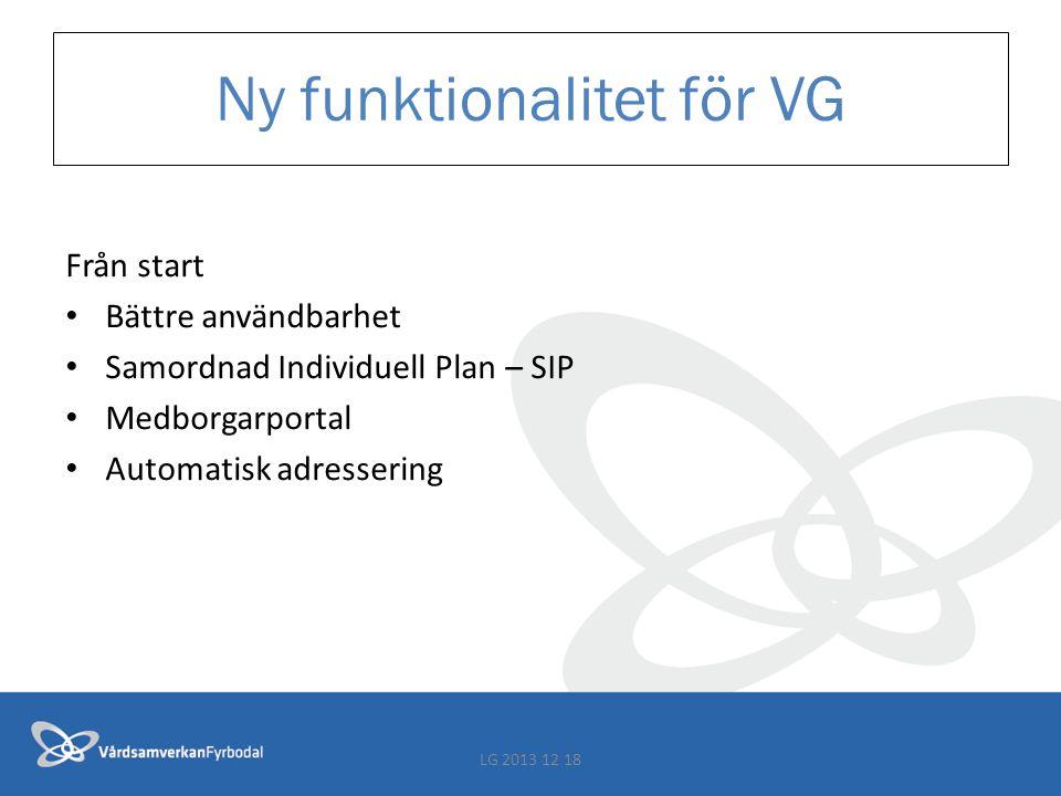 Projektägare Jan Carlström Styrgrupp SVPL Projektledare Projektgrupp Operativ grupp VGR/RS VGR IT Utförare samt olika experter Införandeprojekt