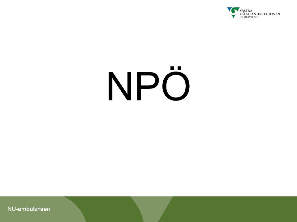 NU-ambulansen NPÖ