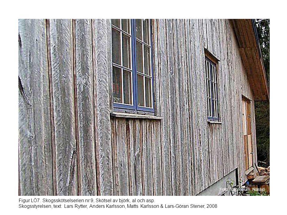 Figur LÖ7. Skogsskötselserien nr 9, Skötsel av björk, al och asp. Skogsstyrelsen, text: Lars Rytter, Anders Karlsson, Matts Karlsson & Lars-Göran Sten