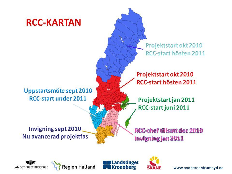 www.cancercentrumsyd.se RCC-KARTAN
