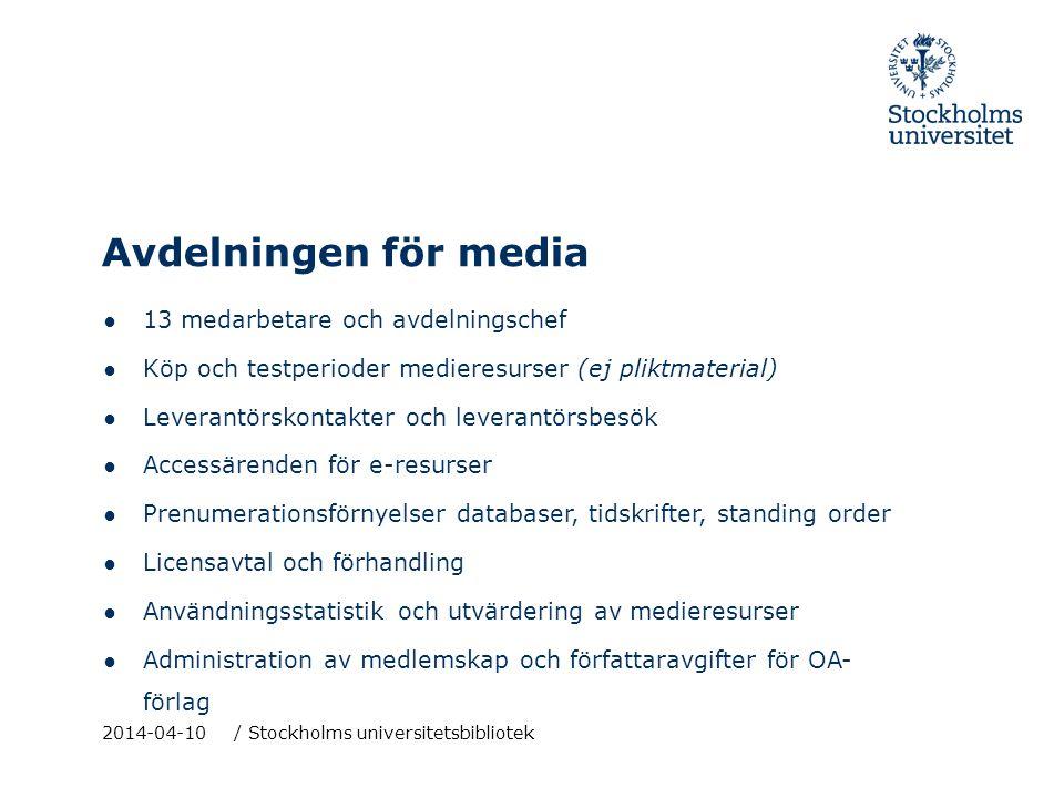 Vad innebär nya mediepolicyn.