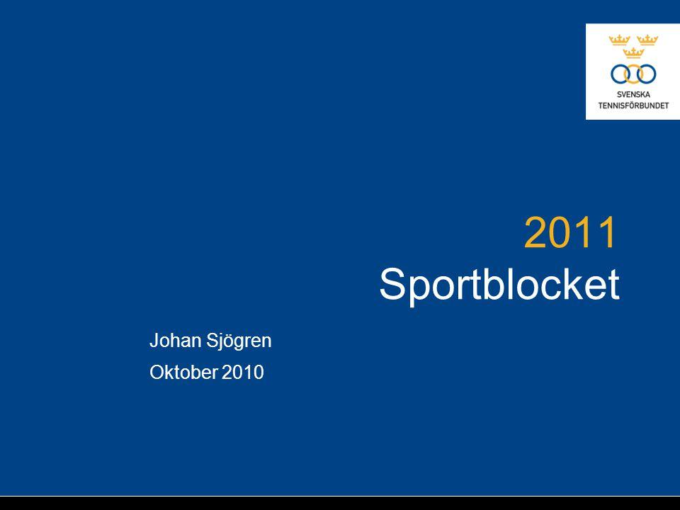 2011 Sportblocket Johan Sjögren Oktober 2010
