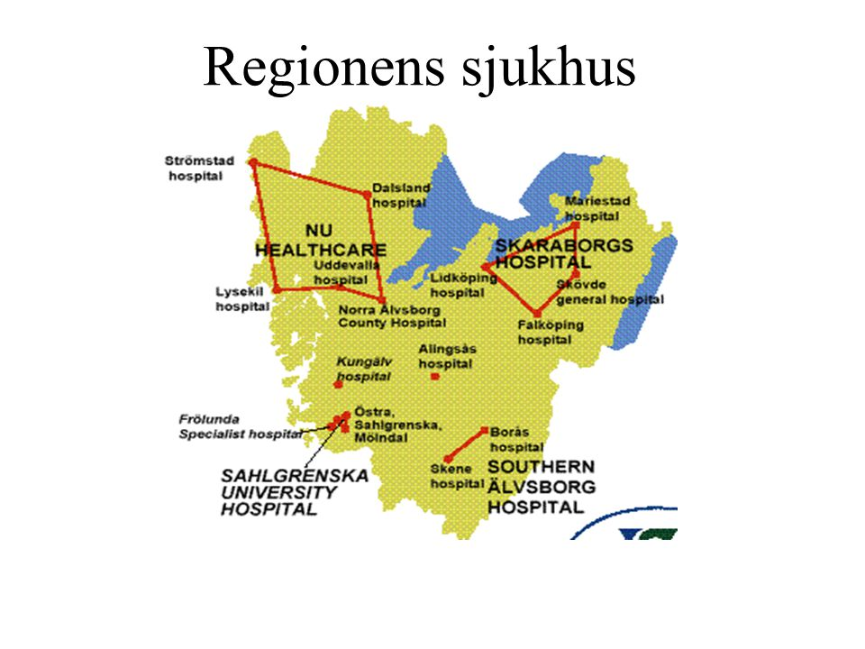Regionens sjukhus