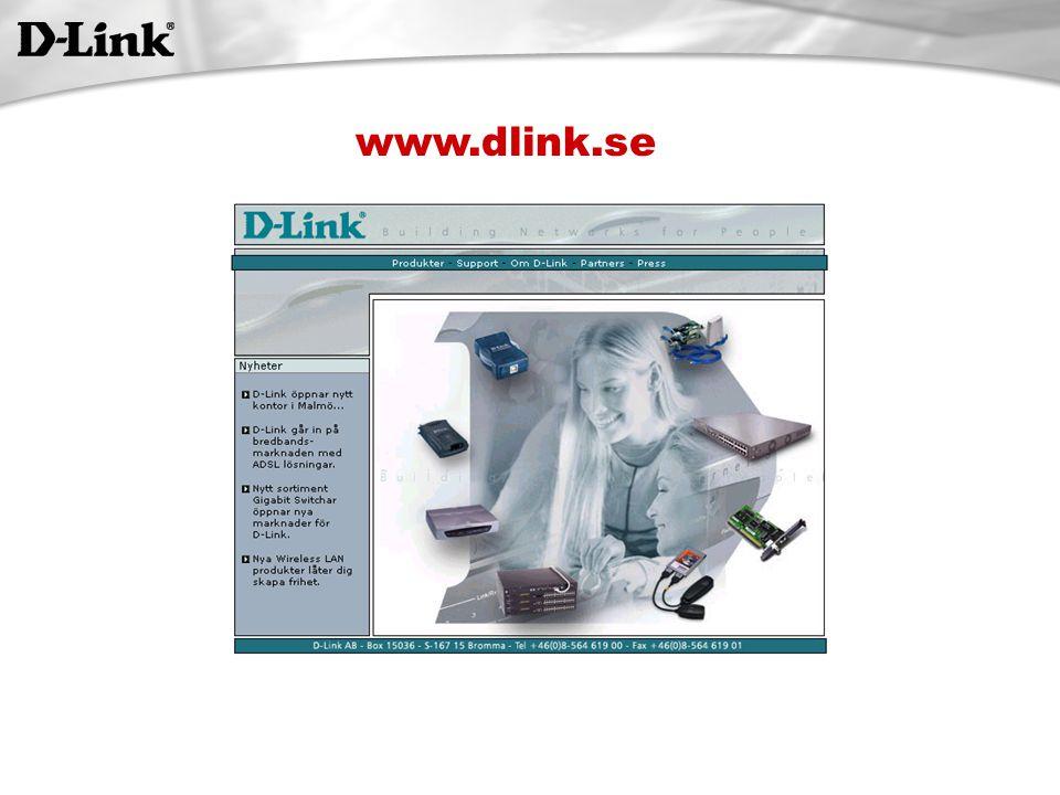 www.dlink.se