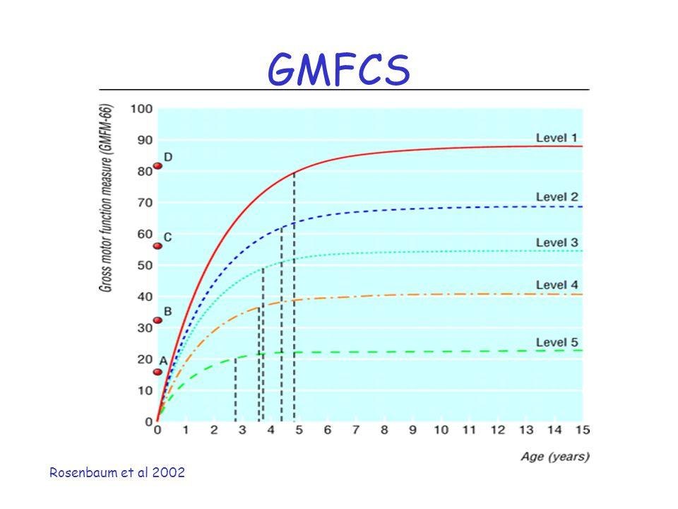 GMFCS Rosenbaum et al 2002