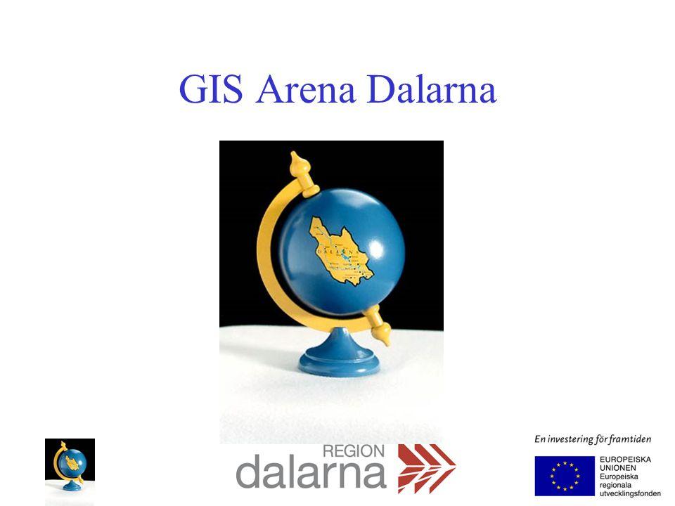GIS Arena Dalarna