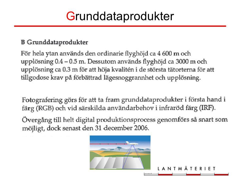 Grunddataprodukter