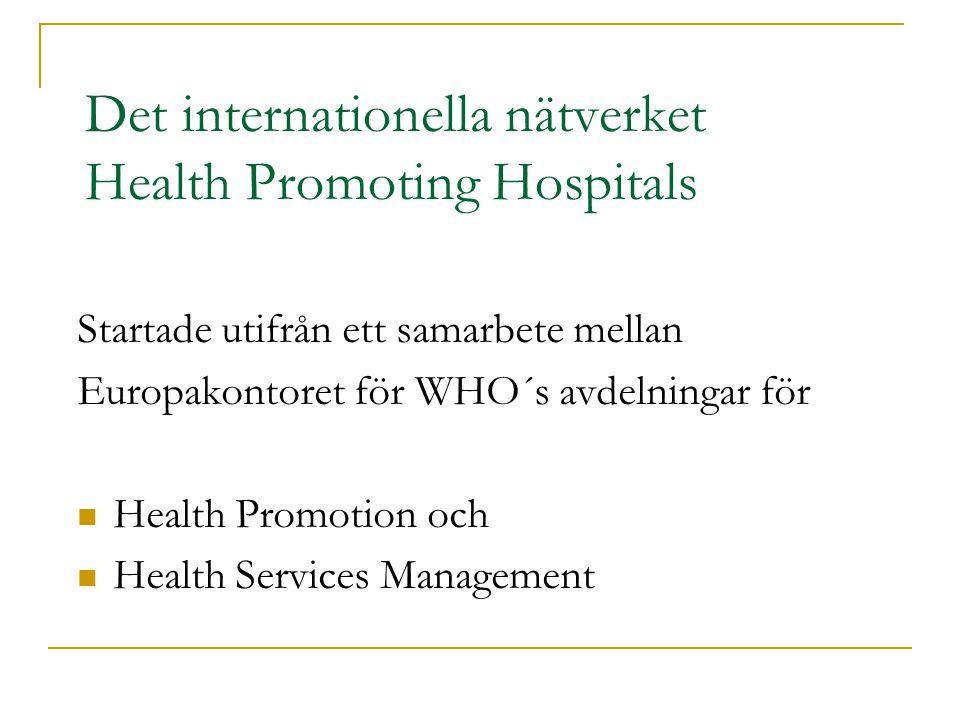 Ta tillvara sjukhusens Kunskap Auktoritet Kontaktyta för att stärka folkhälsoinsatserna