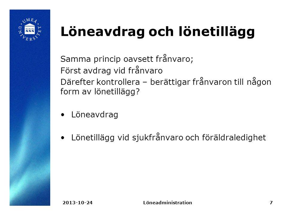 Ny behörighetsblankett Löneadministration2013-10-2418