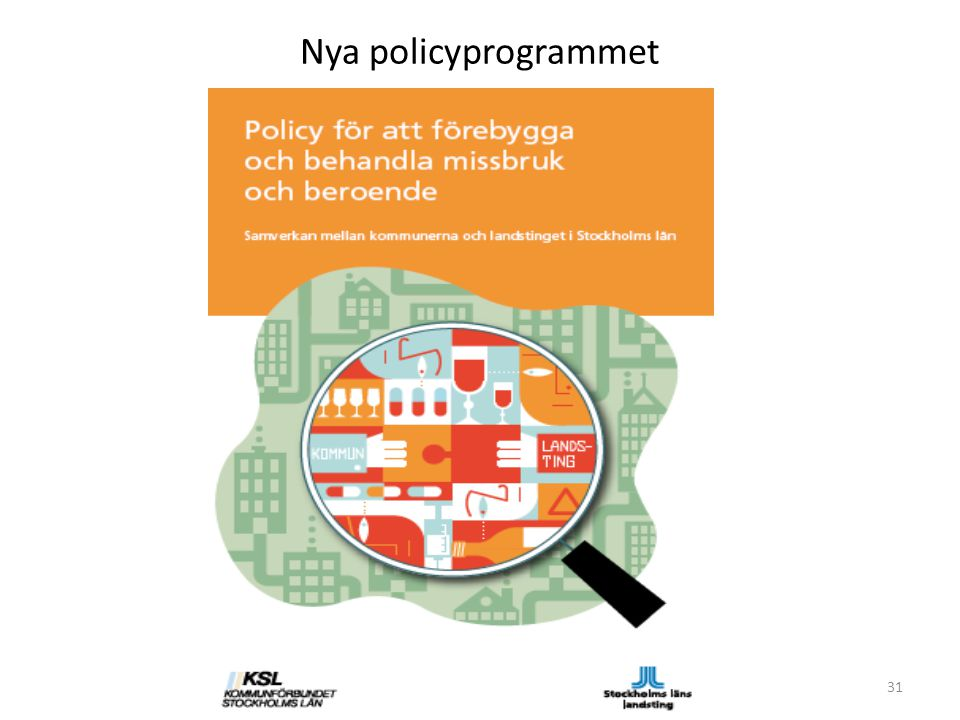 Nya policyprogrammet 31