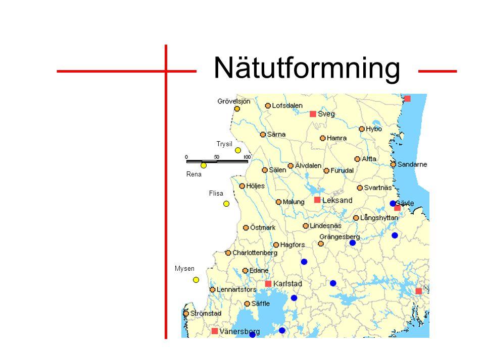 Topcon - Älvdalens kommun - Orsa kommun - Hedemora kommun - Vansbro kommun Låneutrustning