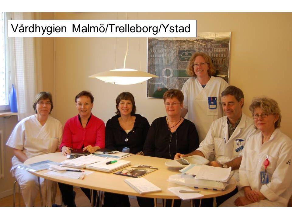 Vårdhygien Malmö/Trelleborg/Ystad