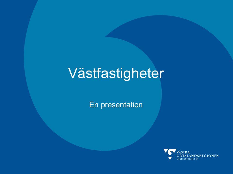 Västfastigheter En presentation