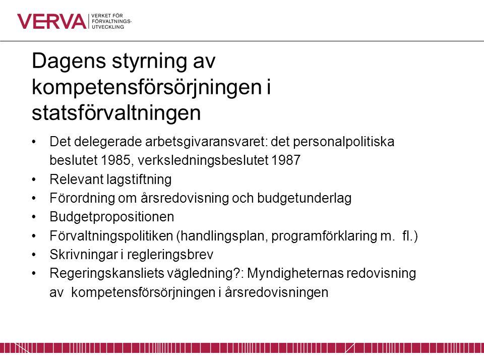 Föreskrifter och råd, förordning (2000:605) om årsredovisning och budgetunderlag 3 KAP.