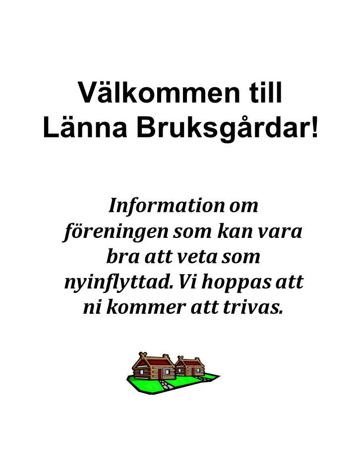 Välkommen till Länna Bruksgårdar.